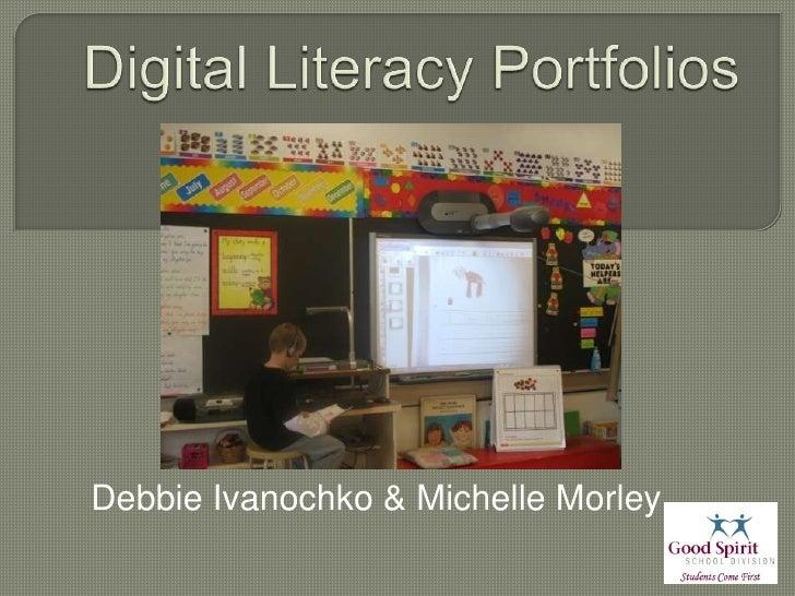 Digital Literacy Portfolios