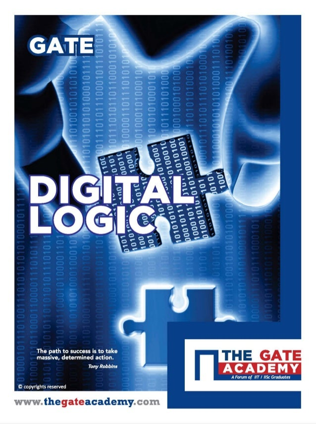 Computer Science Engineering : Digital logic, THE GATE ACADEMY