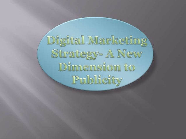 Digital Marketing has taken a progressive stand than what it had beenfive years back. Nowadays companies are striving to c...