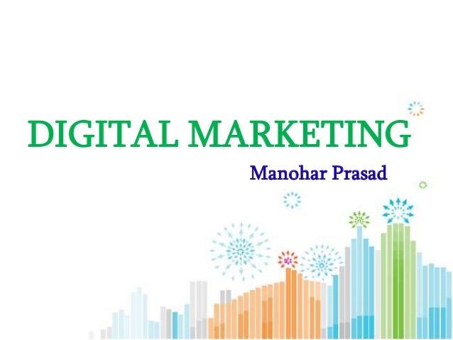 Digital Marketing Project, e-marketing Project, Internet Marketing Project