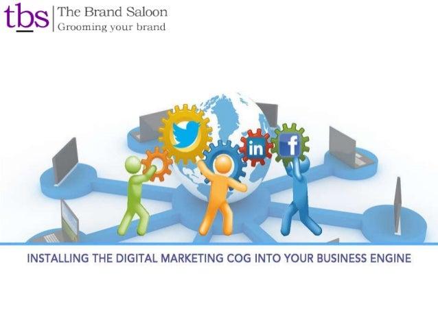 Digital Marketing But What do Companies Lack? Marketing Strategy E-Marketing Plan Brand Advocacy Strategy Good news : I...