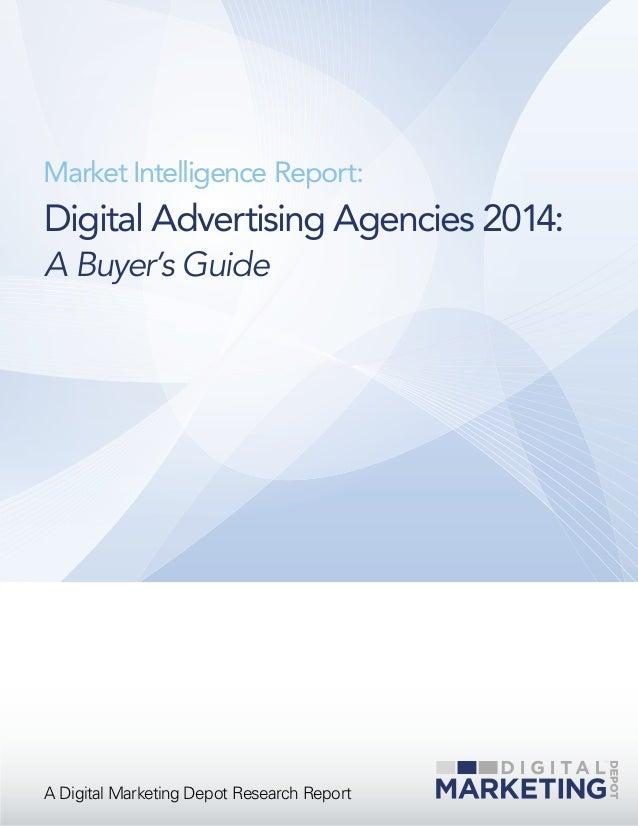Digital Marketing Agency - Trend 2014