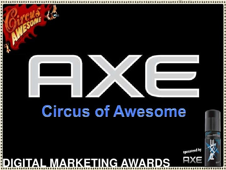Circus of Awesome<br />DIGITAL MARKETING AWARDS<br />