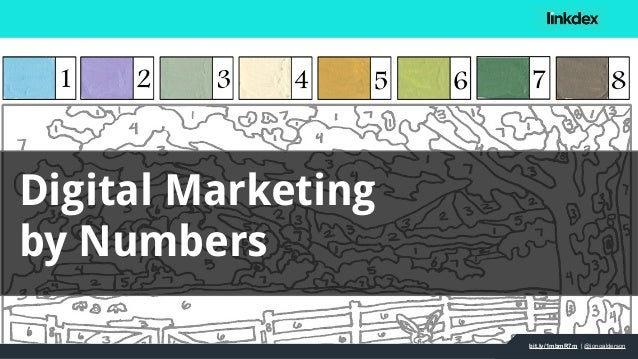 bit.ly/1mbmR7m | @jonoalderson Digital Marketing by Numbers bit.ly/1mbmR7m | @jonoalderson
