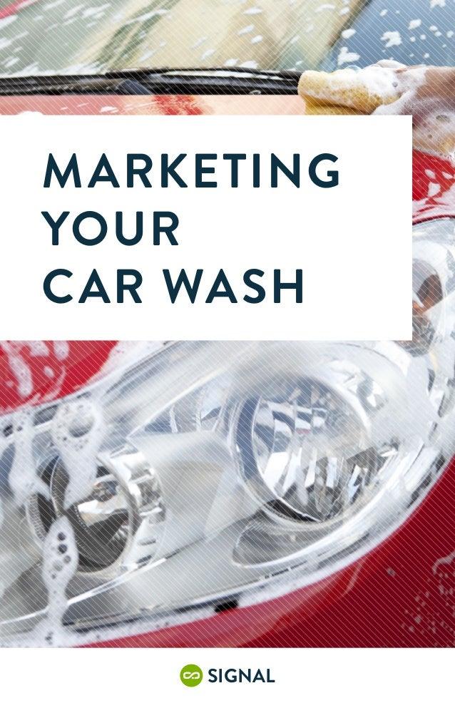 Digital Marketing for Car Washes