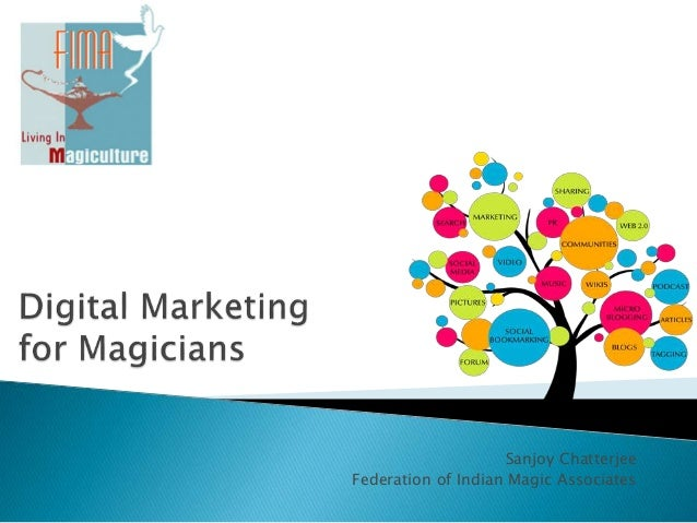 Sanjoy Chatterjee Federation of Indian Magic Associates