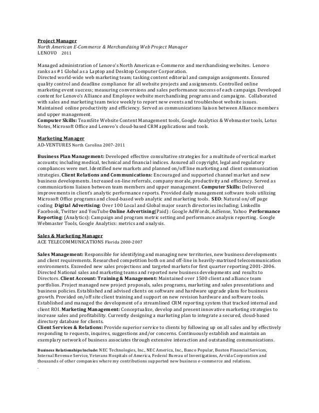 ecommerce manager cover letter - Hizir.kaptanband.co
