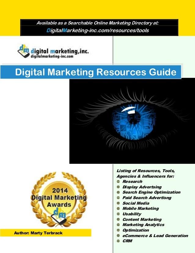 Digital Marketing Resources V2 5
