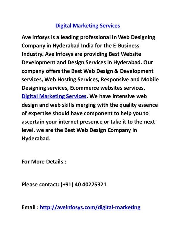 Digital marketing services in india usa canada singapore uk
