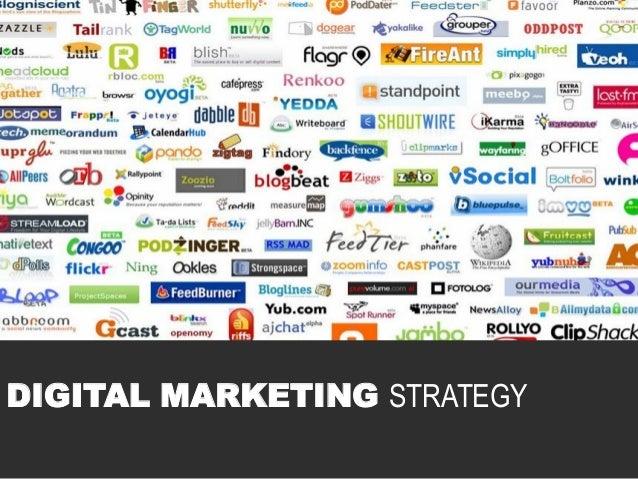 Digital marketing strategy  By EBriks Infotech