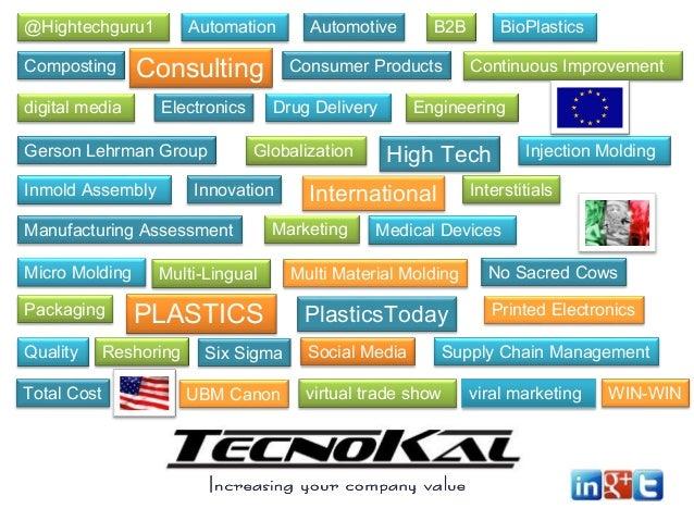 Digital Marketing in Plastics 2014
