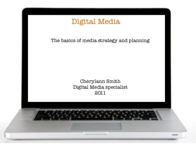 Digital media 2011