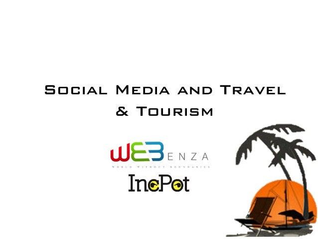 Social Media and Travel& Tourism !