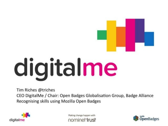 Digital me youth employment convention 2014