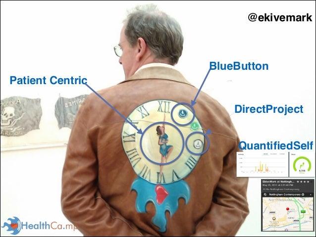 @ekivemark BlueButton DirectProject Patient Centric QuantifiedSelf