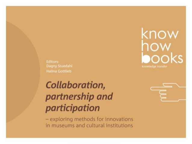 Emerging Spaces for Participant Innovation in Museums