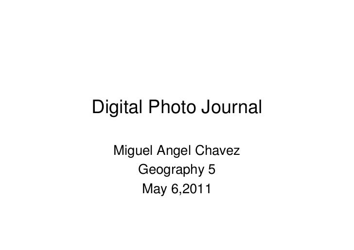 Digital photo journal1