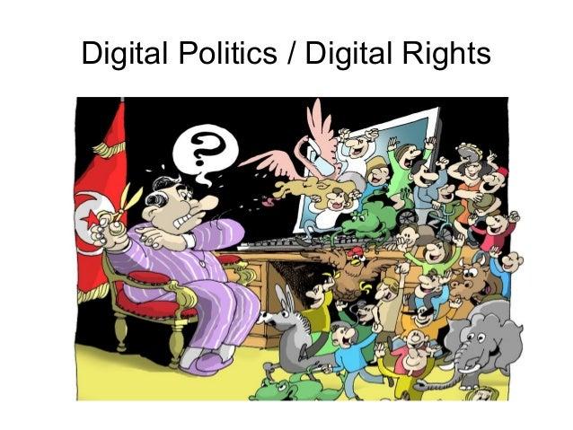Digital politics Digital rights