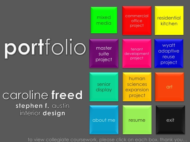 Digital Portfolio Cv