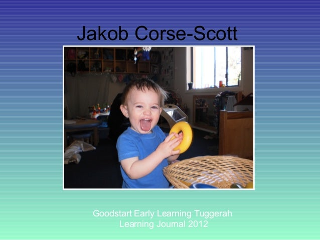 Digital portfolio Jakob Corse-Scott
