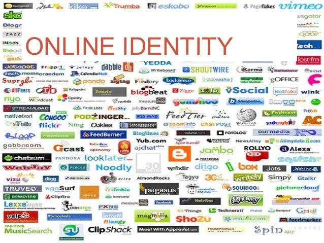 Digital portfolio online identity week3