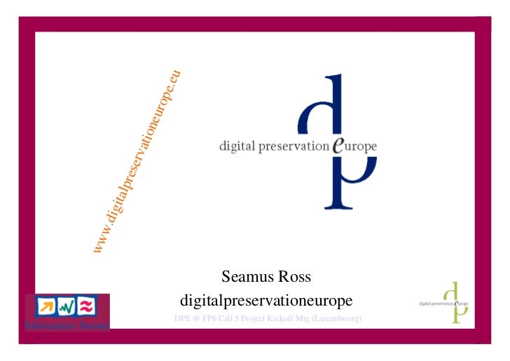 Digital Preservation Luxembourg29606