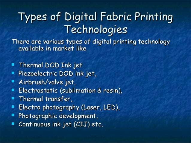 printing and different types When it comes the term t-shirt printing, there are several ways out there before diving to your business, let's know the types of t-shirt printing methods.