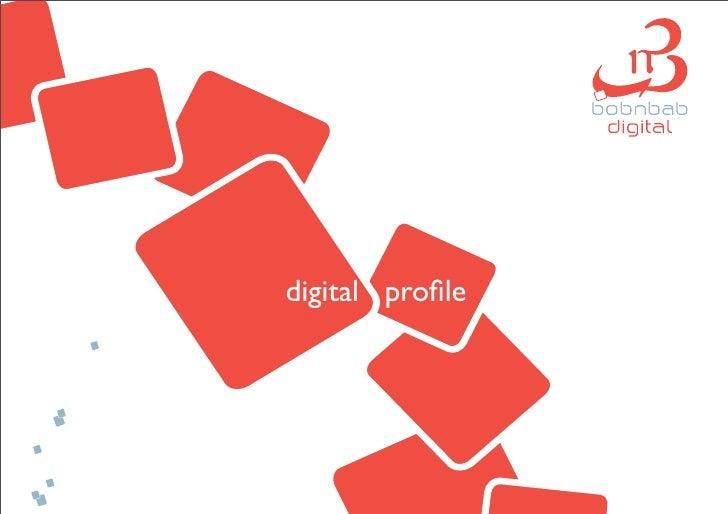 digital profile