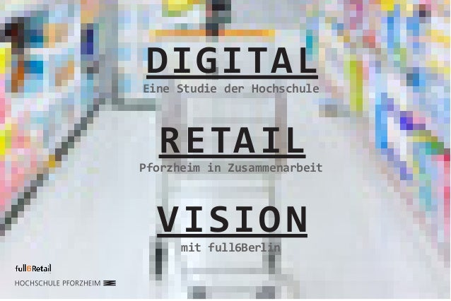 Digital Retail Vision