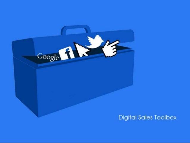 Digital sales toolbox