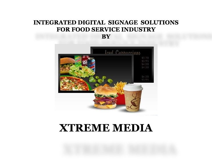 What is Digital Signage?                                    A network of                                     electronic  ...
