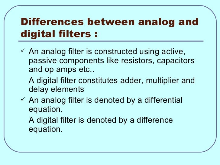 analog and digital comparison essay What is the difference between analog and digital signals learn some  examples of analog and digital devices, and how we convert between the two.