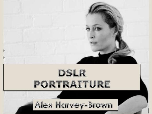 Digital SLR Portraiture Course 2