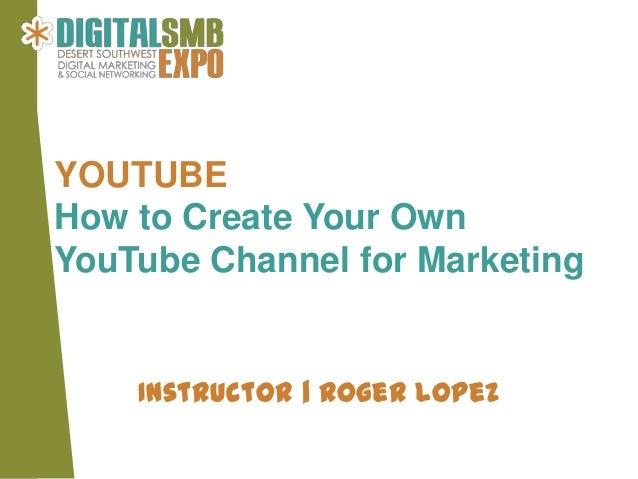 Digital smb youtube