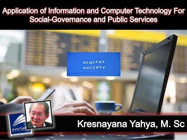 • Indonesia mengalami peningkatan pengguna Internet sebesar 32 %  pada tahun 2010, paling tinggi perkembangannya di antara...