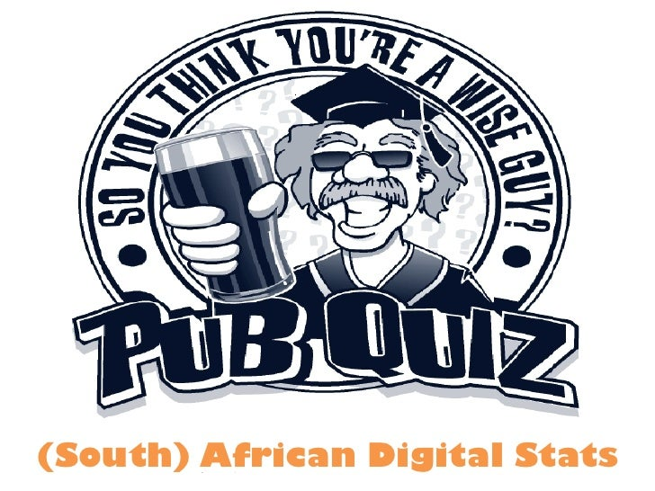 (South) African Digital Stats
