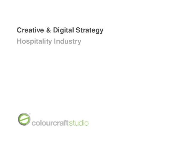 Creative & Digital Strategy for Hotels