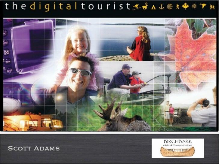 The Digital Tourist - Building a Web Presence