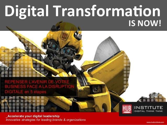 "The Hub ""Digital Transformation Roadmap"""