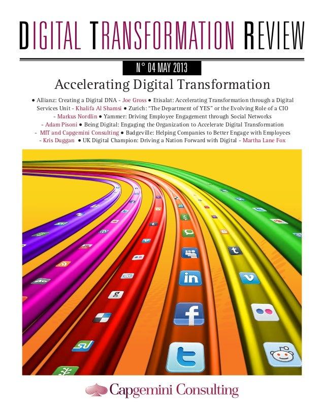 Digital Transformation Review