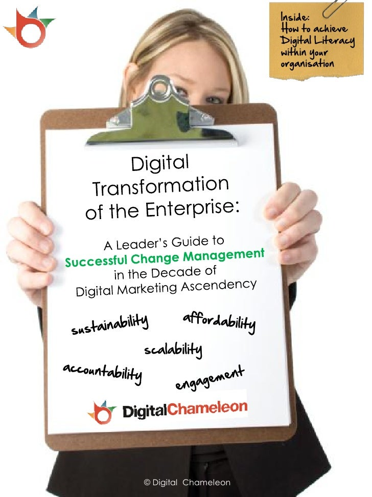 Inside:                      How to achieve                      Digital Literacy                      within your        ...