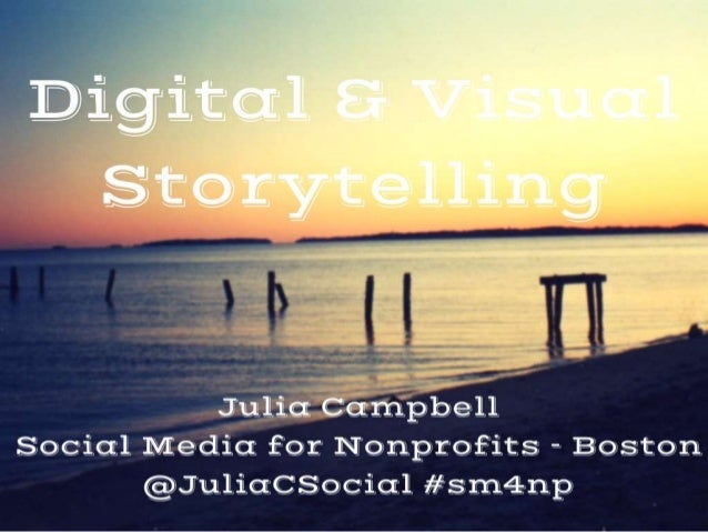 Digital & Visual Storytelling