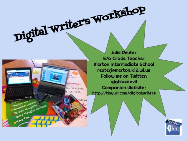 Julie Reuter 5/6 Grade Teacher Merton Intermediate School reuterj@merton.k12.wi.us Follow me on Twitter: @jgbluedevil Comp...