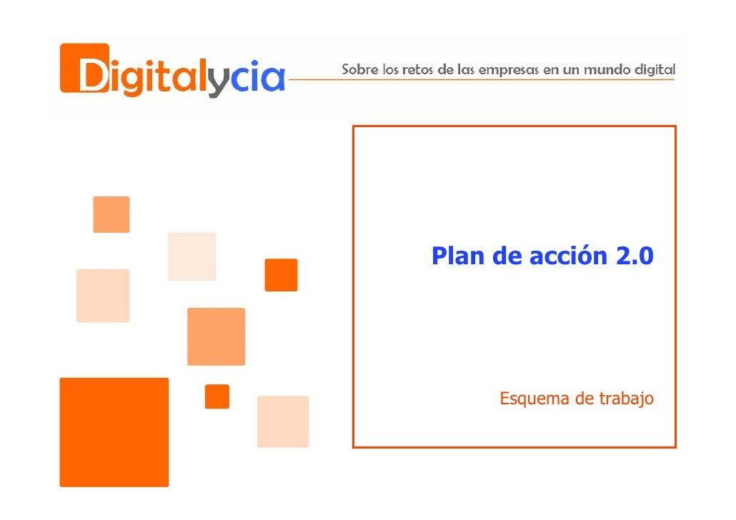 Digitalycia   Plan De Acción 2.0