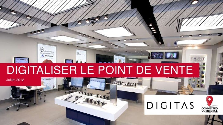 Connected Commerce - Digitaliser le Point de Vente