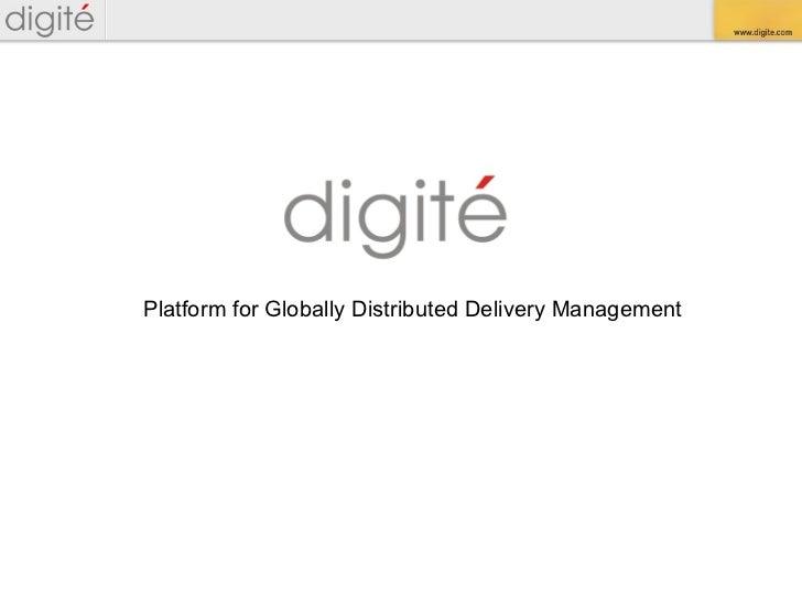Digite Overview - IT Services
