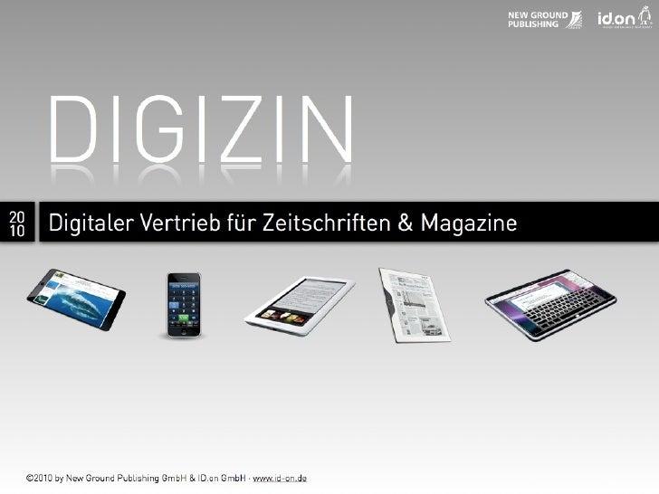 Digizin – Digital Publishing
