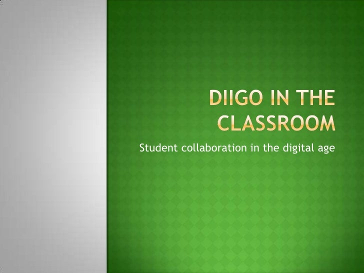Student collaboration in the digital age