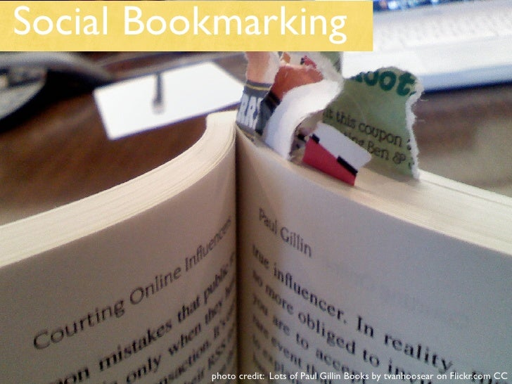 Social Bookmarking for Educators with Diigo
