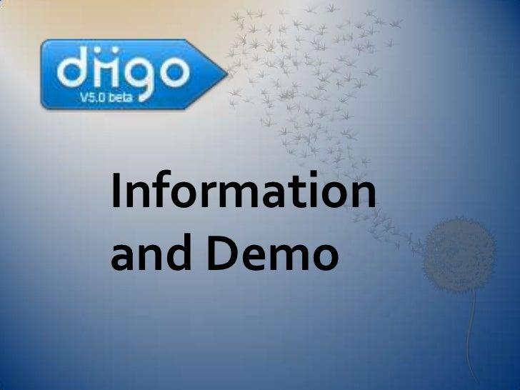 Informationand Demo